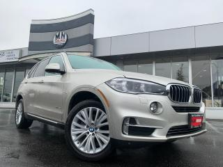 Used 2014 BMW X5 35d AWD DIESEL SUNROOF NAVI CAMERA 7-PASS 92KM for sale in Langley, BC