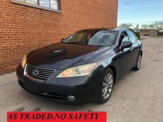 Used 2007 Lexus ES 350 NAVIGATION /CAMERA /ULTRA PREMIUM for sale in Oakville, ON