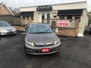 Used 2012 Honda Civic EX for sale in Sutton, ON