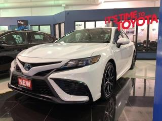 New 2021 Toyota Camry HYBRID HYBRID SE SE Upgrade for sale in Mississauga, ON