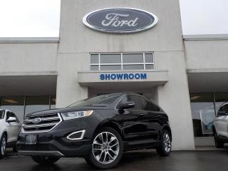 Used 2017 Ford Edge Titanium for sale in Mount Brydges, ON