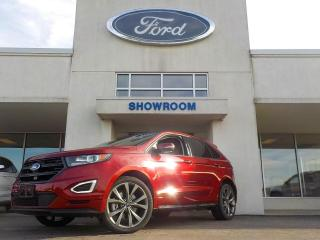 Used 2016 Ford Edge SPORT for sale in Mount Brydges, ON
