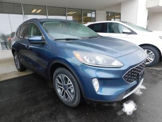 New 2020 Ford Escape SEL for sale in Mount Brydges, ON