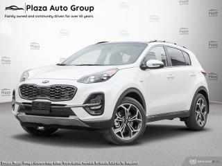 New 2021 Kia Sportage SX for sale in Orillia, ON