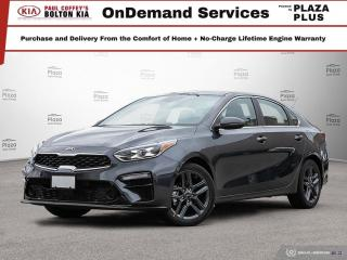New 2021 Kia Forte EX Premium for sale in Bolton, ON