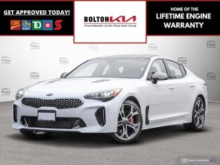 New 2021 Kia Stinger GT Limited for sale in Bolton, ON