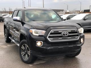 Used 2016 Toyota Tacoma LIMITED for sale in Oakville, ON