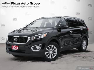 Used 2018 Kia Sorento LX | AWD | ONE OWNER | CPO AVAILABLE for sale in Richmond Hill, ON