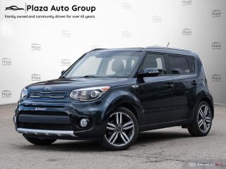 Used 2017 Kia Soul EX Premium | PANOROOF | LEATHER | HEATED WHEEL for sale in Richmond Hill, ON