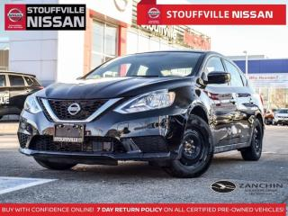 Used 2018 Nissan Sentra SV Style  Push Button  HT ST  Clean Carfax  1owner for sale in Stouffville, ON