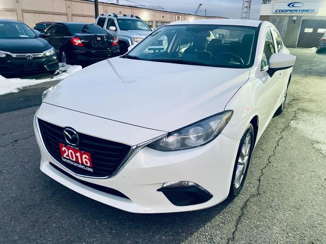 2016 Mazda MAZDA3 GS I NAVIGATION I BACK UP CAMERA $$9499
