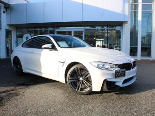 Used 2015 BMW M4 M Sport Executive Luxary Fully Loaded for sale in Surrey, BC