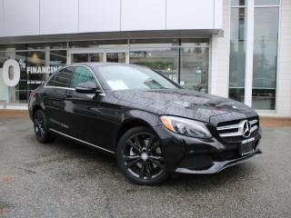Used 2017 Mercedes-Benz C-Class for sale in Surrey, BC