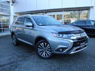Used 2020 Mitsubishi Outlander GT for sale in Surrey, BC