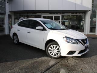 Used 2017 Nissan Sentra 1.8 for sale in Surrey, BC