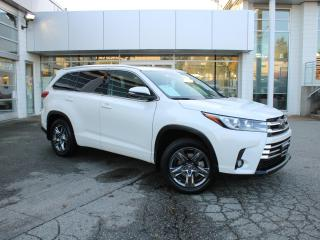 Used 2017 Toyota Highlander LE for sale in Surrey, BC