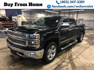 Used 2014 Chevrolet Silverado 1500 for sale in Red Deer, AB