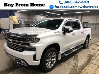 Used 2019 Chevrolet Silverado 1500 High Country for sale in Red Deer, AB