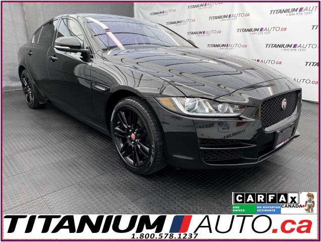 2018 Jaguar XE Prestige+AWD+Driver Assist PKG.+GPS+Camera+BSM+LDW
