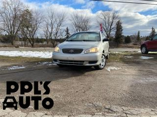 Used 2004 Toyota Corolla CE for sale in Guelph, ON