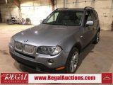 Photo of Grey 2007 BMW X3