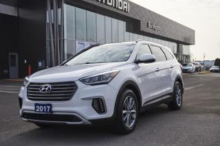 Used 2017 Hyundai Santa Fe XL | ONE OWNER | CLEAN CARFAX | for sale in Burlington, ON