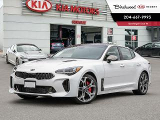 New 2021 Kia Stinger GT Limited Leather! AC Seats! for sale in Winnipeg, MB