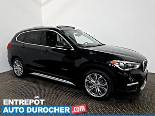Used 2016 BMW X1 XDrive28i AWD TOIT OUVRANT - A/C - Caméra de Recul for sale in Laval, QC