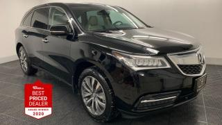 Used 2014 Acura MDX SH-AWD *NAV - REMOTE START - HEATED LEATHER* for sale in Winnipeg, MB