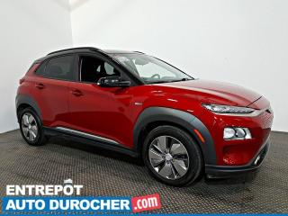 Used 2019 Hyundai KONA Electric Preferred A/C - Sièges et Volant Chauffants - for sale in Laval, QC