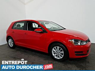 Used 2016 Volkswagen Golf Trendline Automatique - A/C - Caméra de Recul for sale in Laval, QC