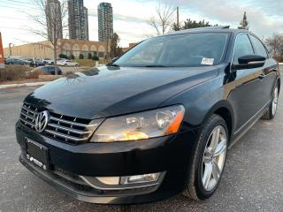 Used 2015 Volkswagen Passat Highline TDI NAVIGATION BACK UP CAMERA 7 TO CHOOSE for sale in Concord, ON
