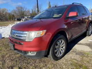 Used 2007 Ford Edge AWD 4dr SEL  WINTER ready, trade in, Michelin tires! for sale in Brampton, ON