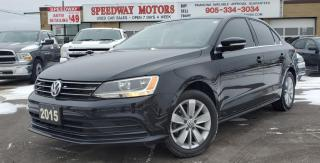 Used 2015 Volkswagen Jetta Sedan 4dr Sedan Sunroof, Alloys, Camera, No Accidents for sale in Oakville, ON