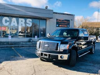 Used 2011 Ford F-150 4WD SUPERCREW for sale in Barrie, ON