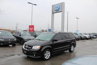 Used 2015 Dodge Grand Caravan 3.6L Crew for sale in Whitby, ON