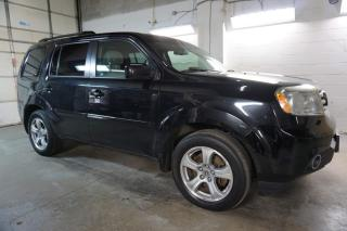 Used 2012 Honda Pilot EXL 4WD CAMERA CERTIFIED 2YR WARRANTY *1 OWNER* SUNROOF BLUETOOTH HEATED LEATHER ALLOYS for sale in Milton, ON
