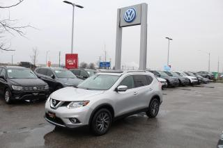Used 2016 Nissan Rogue 2.5L SL for sale in Whitby, ON