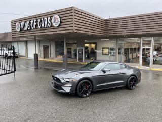 Used 2019 Ford Mustang EcoBoost for sale in Langley, BC