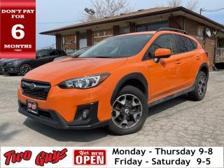 Used 2018 Subaru XV Crosstrek Sport Touring   Auto   Remote Start   Bluetooth   for sale in St Catharines, ON