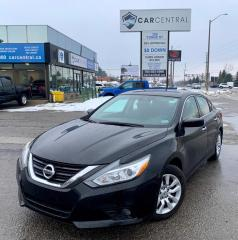 Used 2016 Nissan Altima 2.5 S | BLUETOOTH | PUSH START | for sale in Barrie, ON