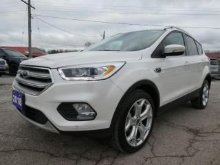 Used 2018 Ford Escape Titanium | Navigation | Remote Start | Power Lift Gate for sale in Essex, ON