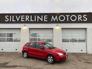 Used 2007 Ford Focus ZX5 S for sale in Winnipeg, MB
