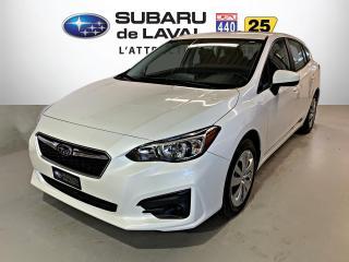 Used 2018 Subaru Impreza 2.0i Commodité for sale in Laval, QC