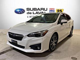 Used 2017 Subaru Impreza Sport for sale in Laval, QC