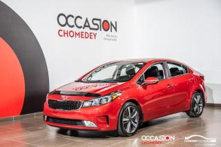Used 2017 Kia Forte EX PLUS+TOIT+MAGS+APPLE CARPLAY+SIEG/CHAUFFANTS for sale in Laval, QC
