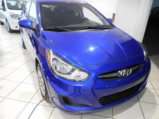 Used 2013 Hyundai Accent 5 GL ** A/C,CRUISE,GR.ELECT.TRES BAS KM. for sale in Montréal, QC