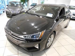 Used 2019 Hyundai Elantra PREFERRED ** CAMERA,SIEG.CHAUFF.BAS KM.I for sale in Montréal, QC