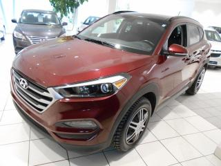 Used 2017 Hyundai Tucson SE AWD ** TOIT,CUIR,CAMERA,TRES BAS KM. for sale in Montréal, QC