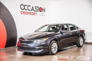 Used 2016 Kia Optima LX+VOLANT/SIEGES CHAUFFANTS+MAGS+CAMERA DE RECUL for sale in Laval, QC